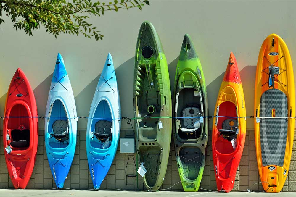 Kayaks Reviews