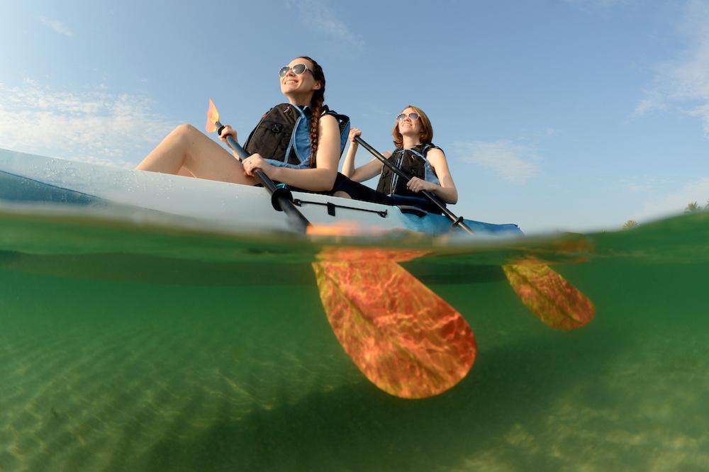 best kayak for beginners