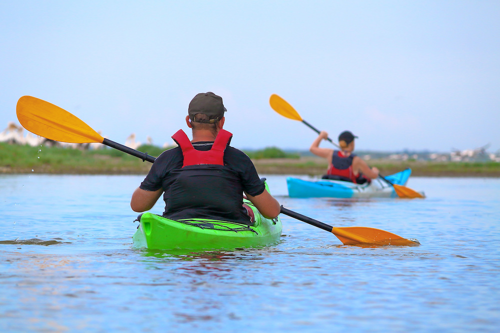 tips on how to choose a kayak paddle
