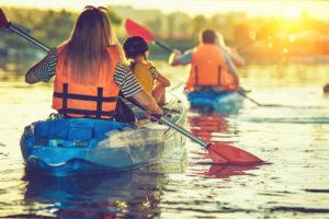 What to Wear Kayaking?