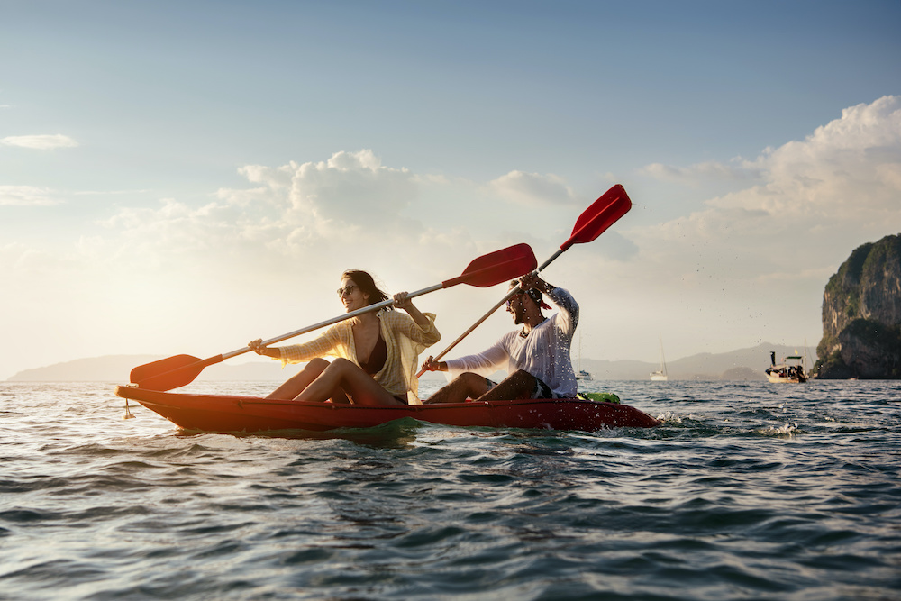 tips on what to wear kayaking