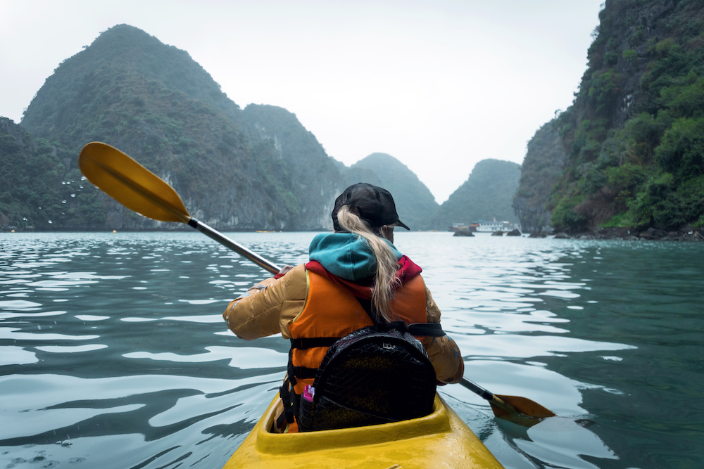 where are the best places to kayak
