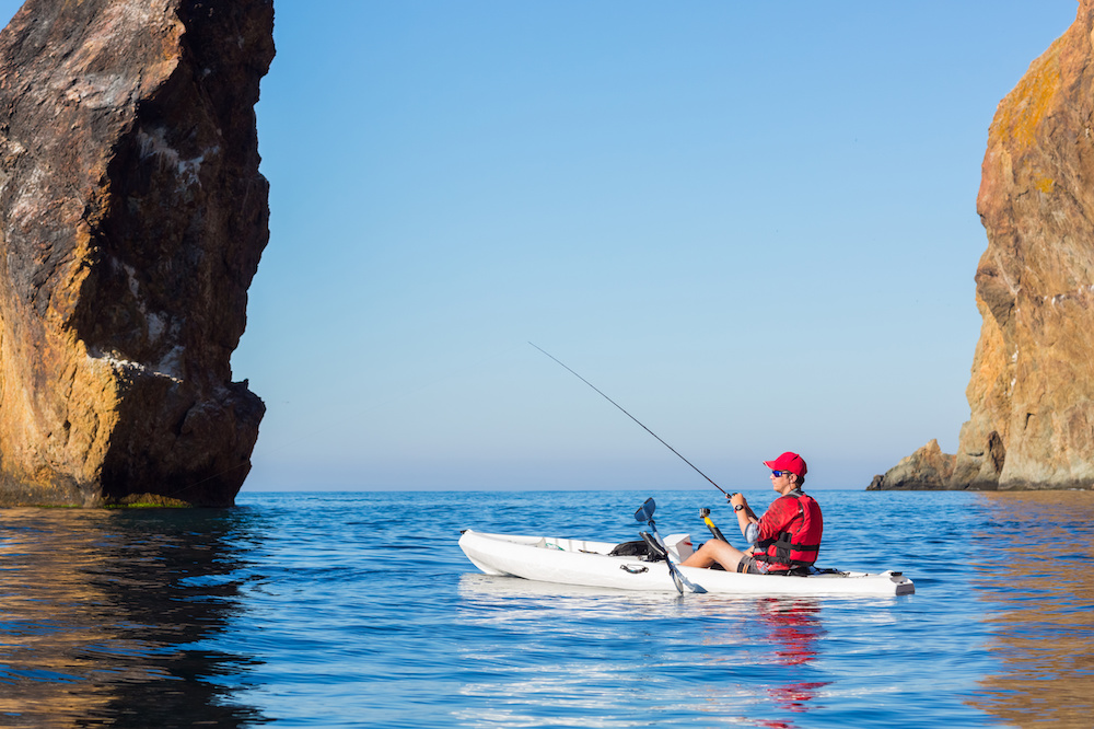 tips on how to outfit a kayak for fishing